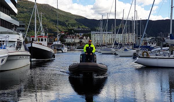 BRIG Sensar Marine Bergen