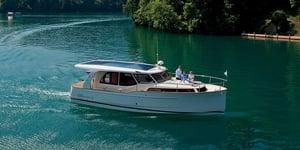 Canal Boats og SmartBoat One på et spennende elektrisk båteventyr.