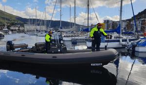 Hankø Marina installerer Smartboat One i RIB-båter fra BRIG