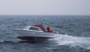 Tom Inge kjører fra Bergen til Bodø