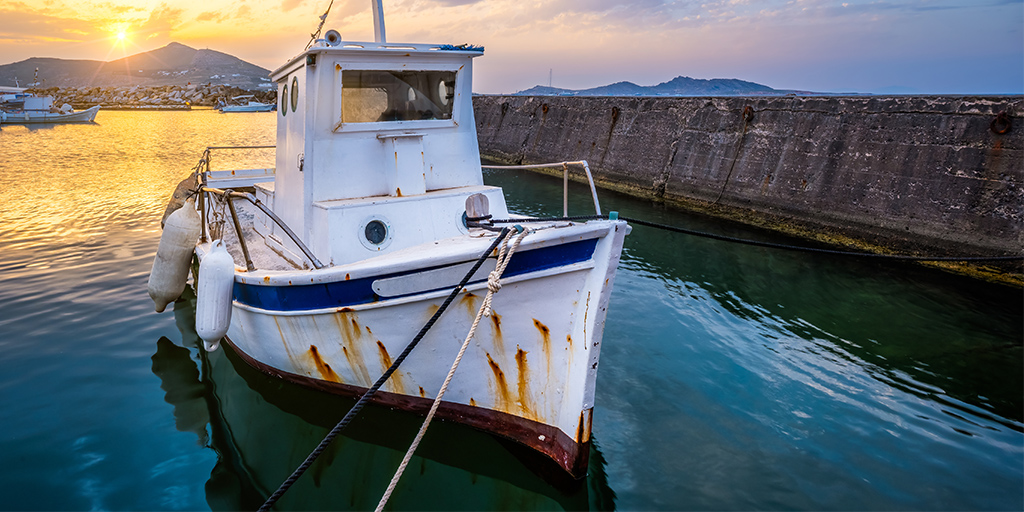 undersøk båten grundig før kjøp, derfor er det viktig med kjøpskontrakt