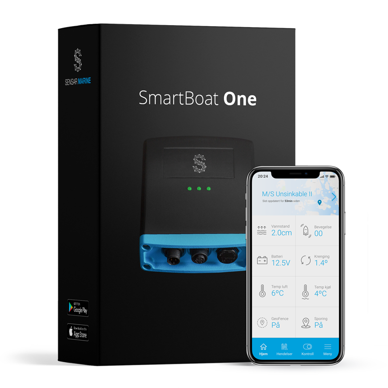 Smartboat One Package